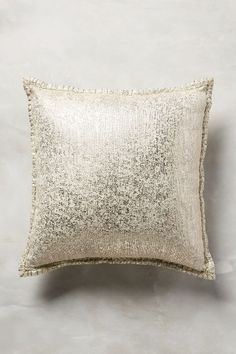 Crackled Patina Pillow - anthropologie.com #anthrofave