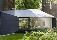 """<a href=""""http://www.dezeen.com/2012/10/21/residential-extension-by-alison-brooks-architects/"""">Lens House, London by Alison Brooks Architects</a>"""