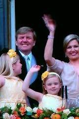 inauguration King Willem Alexander