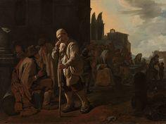 Feeding the hungry, credit: Rijksmuseum