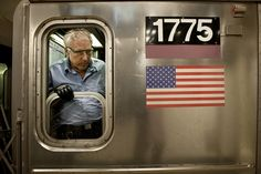 Up Close With New York Subway Drivers