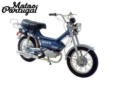 Bmx, Old Motorcycles, 50cc, Vespa, Motorbikes, Portugal, Bicycle, Vehicles, Euro