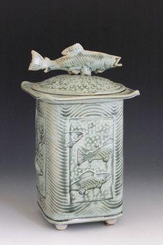 Carved - celadon glaze                                                                                                                                                                                 More