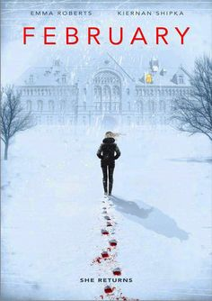 February, horror movies,