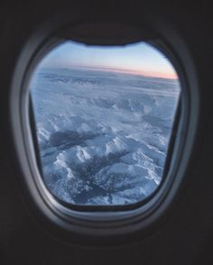 """The view from the plane window as I flew out of Anchorage. My only thought """" Why am I leaving? Plane Window View, Airplane Window, Airplane View, Hunter Day, Planes, Beautiful Things, Travel Inspiration, Travel Photography, Wanderlust"""