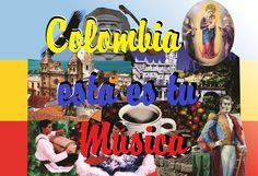 Colombia, esta es tu música- Colombian Music 5 Hours ¡101 melodías colom...
