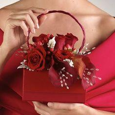 purse bouquet