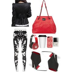 """""""Friday at work"""" by herroyalflyness on Polyvore #fashion #outfit #bag"""