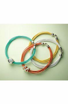 Simon Sebbag Multistrand Leather Necklace | Nordstrom