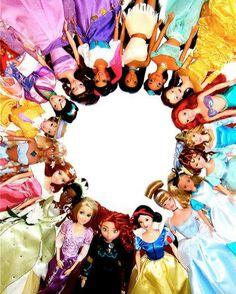 Every Disney princess
