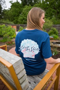 The Liberty Shell for a Liberty Bell! #LaurenJames #LifeIsBetterInLJ