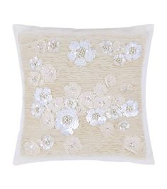 Harrods of London Lumiere Embellished Cushion available to buy at Harrods. Shop online & earn reward points. Luxury shopping with Free returns on UK orders.
