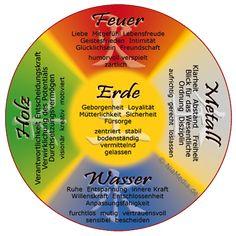 Fünf Elemente - Shiatsu im Wendland