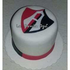 Atlas soccer team cake