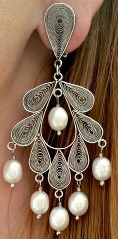 Yvone Christa silver & beads
