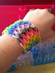 dragon scale rainbow loom | dragon scale cuff rainbow loom bracelet dragon scale cuff rainbow loom ...