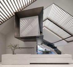 Lobby Reception, Reception Counter, Japanese Modern, Lobby Design, Lobbies, Modern Luxury, Luxury Interior, Front Desk, Interior Design Living Room