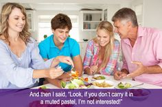 A Blogger Added Hilarious Captions To These Unrealistic Stock Photos.