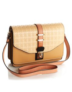 Embossed Flap Cross Body - Accessorize  - 37sterling