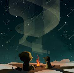 Campfire - Joey Chou