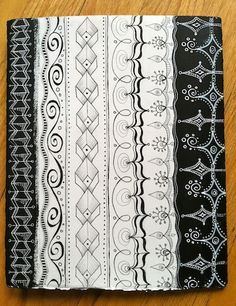 visual blessings: Back to the Doodle Journal...