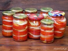 Healthy Cooking, Cooking Recipes, Coleslaw, Preserves, Pickles, Holiday Recipes, Mason Jars, Grilling, Food And Drink