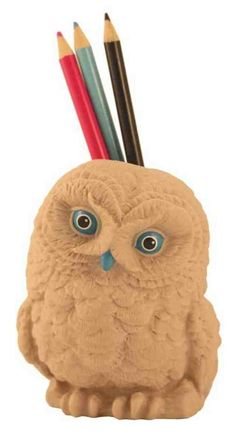 Guardian Hold All Owl Holder - only $6.19 | Unique Gifts & Home Decor | Karma Kiss