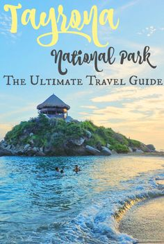 Tayrona National Park: The ultimate travel guide! Everything you need to know about visiting and camping in Parque Tayrona, Colombia Visit Colombia, Colombia Travel, San Andreas, Places To Travel, Travel Destinations, Tayrona National Park, Road Trip, Equador, Sleeping Under The Stars