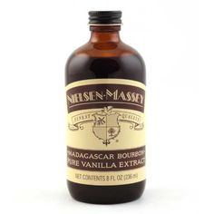 vanilla   Madagascar Bourbon Vanilla Extract 8 oz.