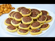 Moroccan cookies with chocolate (video recipe)