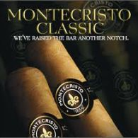 The meticulous handmade construction of the Montecristo cigar has made itself a legendary name in Cuba. Menendez y Garcia factory in the Dominican Republic have crafted a fine slow burning cigar loaded with rich, complex flavors. This flawless cigar is savored by the most discriminating cigar enthusiast Montecristo Cigars, Premium Cigars, Dominican Republic, Pipes, Ds, Cuba, Trays, Construction, Handmade