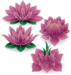 Lotus Clip Art and Stock Illustrations. Lotus EPS illustrations and vector clip art graphics available to search from thousands of royalty free stock art creators. Lotus Vector, Vector Art, Lotus Flower Pictures, Lotus Image, Ornamental Vector, Flower Silhouette, Quilling, Lotus Tattoo, Vector Flowers