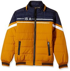 Qube By Fort Collins Boys' Jacket Years)) Swag Outfits Men, Nike Outfits, Boy Outfits, Asian Fashion, Kids Fashion, New Man Clothing, Mens Outdoor Jackets, Mens Jogger Pants, Menswear