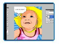 photoshop tutorial- pop art Photoshop Lessons, How To Use Photoshop, Free Photoshop, Photoshop Tutorial, Photoshop Photography, Photography Tips, Camera Hacks, Camera Tips, Pop Art Portraits