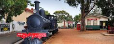 Kalamunda History Village is local History Museum and is located on the site of the old Upper Darling Range Railway Station built in the Local History, History Museum, Historical Society, Old Things, Building, Buildings, Construction, Architectural Engineering
