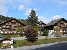 Saanen 3 Saanen Set in Saanen, this studio is 30 km from Leukerbad. The unit is 30 km from Montreux. The unit is equipped with a kitchen. A flat-screen TV is provided. There is a private bathroom with a shower. Mr2, Ski Lift, The Unit, Cabin, House Styles, Balcony, Html, Benefit, Flat Screen