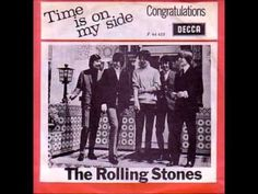"""Rolling Stones Time Is On My Side """"Now you always say, That you want to be free, But you'll come running back,  You'll come running back, to me, Oh, time is on my side, yes it is…"""" #music #RollingStones #time"""