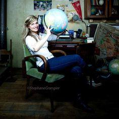 Magali Boisseau, Fondatrice de @Bedycasa Soirée Tour du Monde BedyCasa Juin 2013