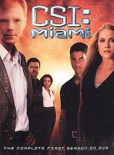 CSI: Miami - Complete First Season