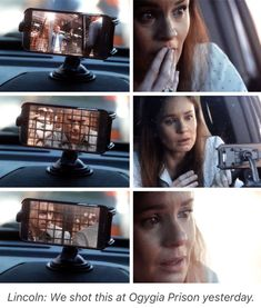 She broke my heart here!!