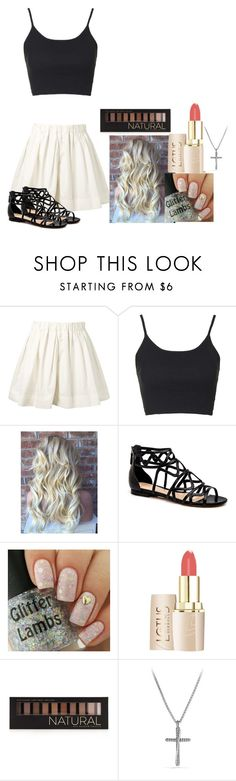 """""""Before I bring my need I will bring my heart"""" by lovelywonderstruck13 ❤ liked on Polyvore featuring Marc Jacobs, Topshop, Forever 21 and David Yurman"""