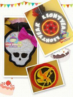 Pregunta por nuestras piñatas de tambor personalizadas... por que para todo hay gusto.