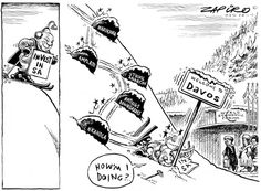 Zuma - Jacob Zuma goes to Davos published in Mail & Guardian on 24 Jan 2013