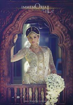 Kandian bride