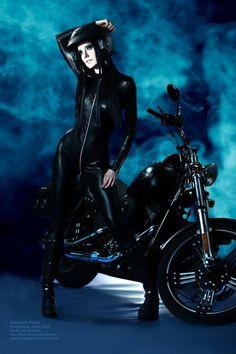 Catsuit Catanzaro & Harley Davidson