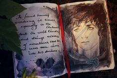 Frodo by ~Kinko-White. Gorgeous.