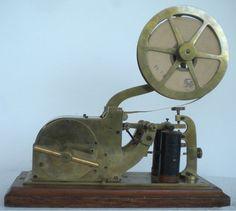 Rarity Ancient Telegraph Morse Code Keys Made from Austria | eBay