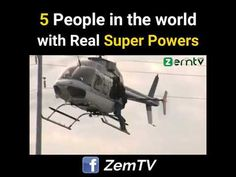 5 People in the world who got Real Super Powers Get Real, Super Powers, World, Videos, Amazing, Places, Youtube, People, The World