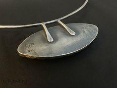 Sterling Silver Necklace Imperial Jasper Necklace by LjBjewelry
