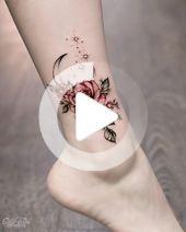 Tatuajes en los pies: primero intenta probar los tatuajes en los pies, #blacktattooforwomen #Foot #Tattoos Tattoo Sketches, Tattoo Drawings, Alice, Boy Hairstyles, Foot Tattoos, Black Tattoos, Make Up, Floral, Women